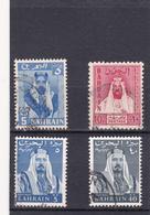 Bahrain Oblitéré  1960-64   Entre N° 114 Et 135    Cheikh Ben Hamal El Kholifa - Bahrain (1965-...)