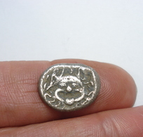 Greek Silver Coin,  Hemidrachm - Grecques