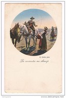 17818 La Rencontre Au Champ - R. Koller Pinx - Ansichtskarten