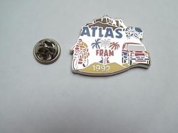 Beau Pin's , Auto Moto Rallye , Rallye De L'Atlas 1992 , Fram , Maroc , En Zamac - Rally