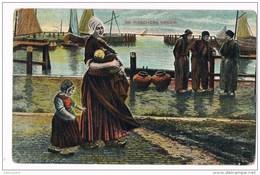 17906 De Visschers Vrouw - Fishing