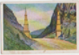 Zigarettenfabrik W. Lande Dresden: Deutschtum Im Ausland, Bild 87 - Cigarette Cards