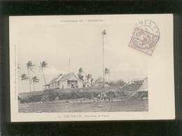 Campagne Du Kersaint Iles Wallis Résidence De France édit. G. De Béchade N° 37 - Wallis En Futuna