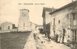 JULLIANGES RUE DE L'EGLISE - Autres Communes