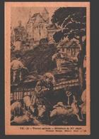 Travail Agricole - Miniature Du XVe Siècle - Carte Pédagogique Fernand Nathan - Dos Blanc - Histoire