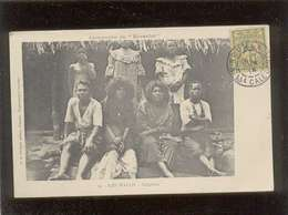 Campagne Du Kersaint Iles Wallis Indigènes édit. G. De Béchade N° 39 - Wallis And Futuna