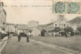 LE PUY EN VELAY LE CASINO ET LA PLACE MICHELET - Le Puy En Velay