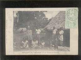 Campagne Du Kersaint  édit. G. De Béchade N° 12 Groupe De Wallisiens - Wallis En Futuna