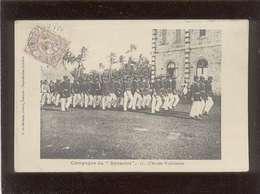 Campagne Du Kersaint  édit. G. De Béchade N° 11 L'armée Wallisienne - Wallis And Futuna