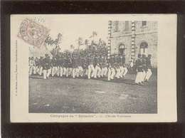 Campagne Du Kersaint  édit. G. De Béchade N° 11 L'armée Wallisienne - Wallis-Et-Futuna