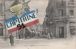 CPA BRIVE CORREZE RUE DE L HOTEL DE VILLE - Brive La Gaillarde