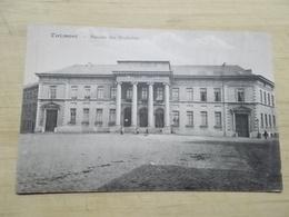 CPA Original:  TIRLEMONT - Maison Des Orphelins  - Weezenhuis -  (weeshuis) - Tienen