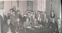 SINT MARIA OUDENHOVE  -  1973 - FOTO 15 X 9 CM -   VERDIENSTELIJKE DUIVENLIEFHEBBERS - Brakel