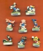 Serie Complète ? De 8 Feves Looney Tunes Foot 2008 - Sports
