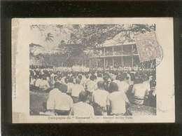 Campagne Du Kersaint   Wallis Annexion Des Iles Wallis édit. G. De Béchade N° 10 Voir état - Wallis And Futuna
