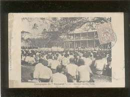 Campagne Du Kersaint   Wallis Annexion Des Iles Wallis édit. G. De Béchade N° 10 Voir état - Wallis En Futuna