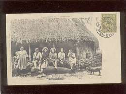 Campagne Du Kersaint Iles  Wallis Indigènes édit. G. De Béchade N° 40 - Wallis En Futuna