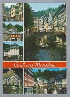 DE.- GRUSSE AUS MONSCHAU / MONTJOLE. Naturpark Nordeifel.. - Gruss Aus.../ Gruesse Aus...
