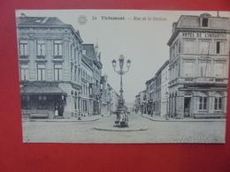 Tienen :Rue De La Station (T149) - Tienen