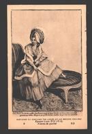 Histoire Du Costume - Epoque Louis XVI - Femme De Qualité - Mode