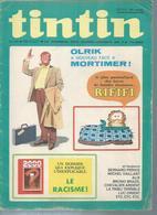 TINTIN   N° 1217   -  JACOBS  -   FEVRIER 1972 - Tintin