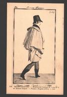 Histoire Du Costume - Premier Empire - Costume Parisien 1810 - Mode