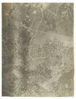 Photo Aérienne Militaire Non-localisée, Au Verso Texte Racontant L'histoire De L'avant Guerre - Guerre, Militaire