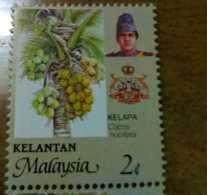 Malaysia 1994 Agro Based 2c P14.75 X 14.5 MNH Kelantan Sultan Ismail - Malaysia (1964-...)
