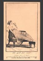 Histoire Du Costume - Ah Qu'il Fait Saud - Consulat, Thermidor, An VIII (1800) - Mode