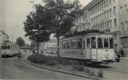 ALLEMAGNE - TRAMWAY - KREFELD - Trains