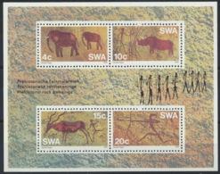 Südwestafrika Block 2 ** Postfrisch - Südwestafrika (1923-1990)
