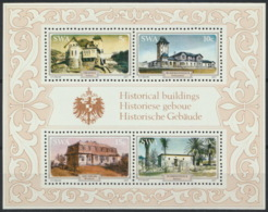 Südwestafrika Block 3 ** Postfrisch - Südwestafrika (1923-1990)