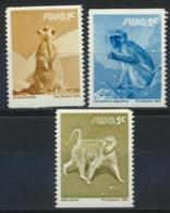Südwestafrika 493/95 ** Postfrisch - Südwestafrika (1923-1990)