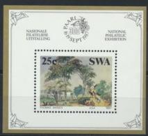 Südwestafrika Block 8 ** Postfrisch - Südwestafrika (1923-1990)