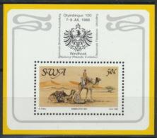 Südwestafrika Block 9 ** Postfrisch - Südwestafrika (1923-1990)