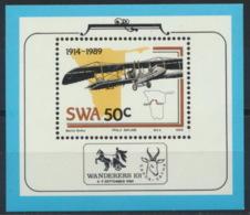 Südwestafrika Block 10 ** Postfrisch - Südwestafrika (1923-1990)