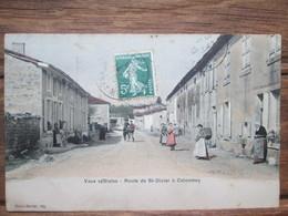 Vaux S/ Blaise . Route De St Dizier A Colombey - Frankreich