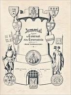 Armorial De Tournai - Books, Magazines, Comics