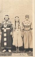 Eleves De De _______, Idaho Native Students From A School In Idaho - Native Americans