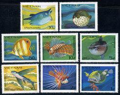 Vietnam Viet Nam MNH Perf Stamps 1984 : Exotic Fishes / Fish (Ms442) - Vietnam