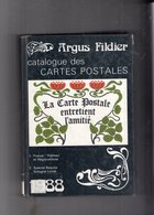 ARGUS FILDIER CARTOPHILIE 1988 - Histoire