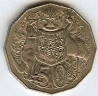 Australie Australia 50 Cents 1978 KM 68 - Monnaie Décimale (1966-...)