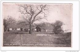 19209 V.M.C.A. At Hospital Headquarters Quit Room Curative Workschop & Concert Hall - Postcards