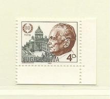 YOUGOSLAVIE  ( EU - 543 )   1983   N° YVERT ET TELLIER  N° 1871a    N** - 1945-1992 Sozialistische Föderative Republik Jugoslawien
