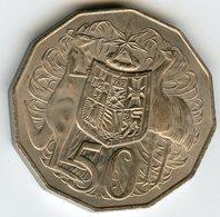 Australie Australia 50 Cents 1980 KM 68 - Monnaie Décimale (1966-...)