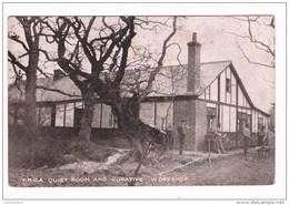 19210 V.M.C.A. Quiet Room And Curative Workshop - Postcards
