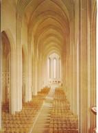 KOBENHAVN, COPENHAGEN, Grundtvigskirken, Grundtvigs Church, Used Postcard [22214] - Denmark