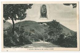 Il Vetusto Santuario Di M. SS. Deo Lattani 1430 Roccamonfina Caserta #Cartolina #Santuario #Madonna #Paesaggi - Saints