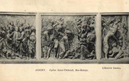 89 - Yonne - Joigny - Eglise Saint Thibault, Bas Reliefs - C 1639 - Joigny