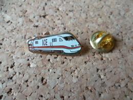 PIN'S   TRAIN TGV  ICE - TGV